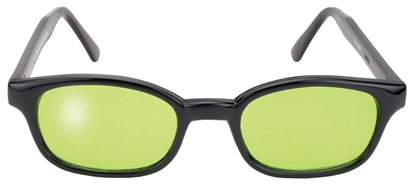 Picture of KD SUNGLASSES LIGHT GREEN LENS