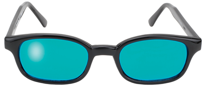 Picture of KD SUNGLASSES TURQUOISE LENS