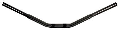 """Picture of 1 1/4"""" DRAG BARS FOR CUSTOM USE - BLACK"""