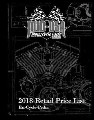 Picture of MID-USA RETAIL PRICE LIST