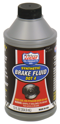Picture of DOT 4 SYNTHETIC BRAKE FLUID FOR ALL MODELS