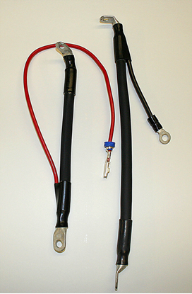 Picture of BATTERY CABLE SETS FOR MILWAUKEE-EIGHT - TOURING MODELS