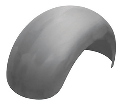 Picture of ROUND TOP RIGID REAR FENDER