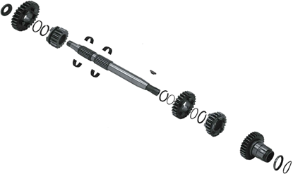 Picture of TRANSMISSION MAINSHAFT PARTS FOR BIG TWIN 5 SPEED