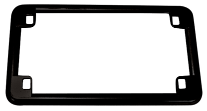 """Picture of V-FACTOR LICENSE PLATE FRAME FOR 7"""" X 4"""" LICENSE PLATES"""