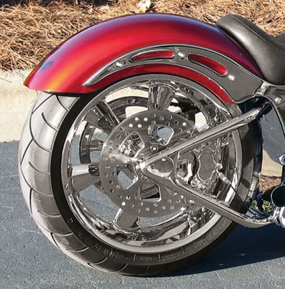 Picture of ROUND TOP SOFTAIL REAR FENDERS