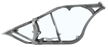 MID-USA Motorcycle Parts  Frames - Softail