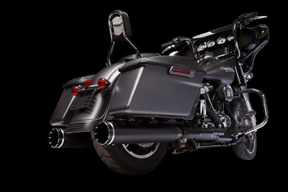 Picture of SLIP-ON MUFFLERS FOR 2017/LATER MILWAUKEE-EIGHT TOURING MODELS