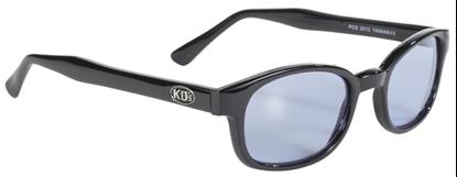 Picture of X-KD SUNGLASSES - LIGHT BLUE LENS COLOR