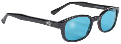 Picture of X-KD SUNGLASSES - TURQUOISE LENSES