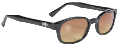 Picture of X-KD SUNGLASSES - BLUE BUSTER AMBER LENS