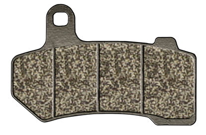 Picture of BRAKE PADS,SINTERED,FRONT/REAR TOURING MODELS 2008/L* RPLS HD 41854-08