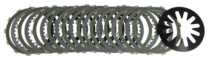 Picture of PERFORMANCE CLUTCH KIT FOR BIG TWIN & SPORTSTER