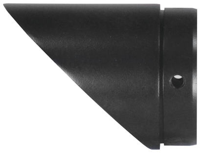 Picture of POWERHOUSE MUFFLER TIP FOR 2 INTO 1 PIPES