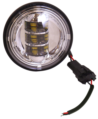 """Picture of 4-1/2"""" LED PASSING LAMPS/ SPOTLIGHTS FOR CUSTOM USE"""