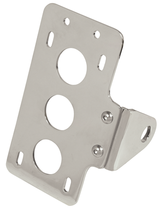Picture of SIDE MOUNT LICENSE PLATE BRACKET