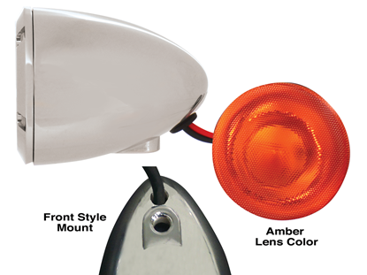 Picture of CUSTOM LED TURN SIGNALS FOR CUSTOM USE