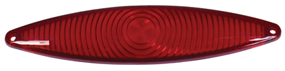 Picture of REPLACEMENT LENS FOR V-FACTOR SMALL CATEYE TAILLIGHT/LICENSE MOUNTS  FOR CUSTOM USE