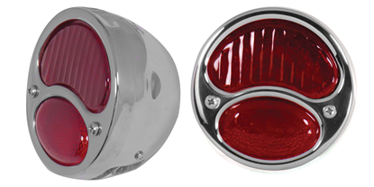 Picture of SIDE MOUNT TAILLIGHT/LICENSE PLATE KITS & TAILLIGHTS FOR CUSTOM USE