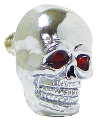 Picture of DIE CAST SKULL MOUNT FASTENERS FOR ALL MOTORCYCLES