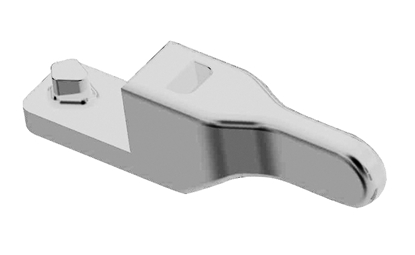 Picture of THROTTLE ASSIST EXTENSION PADDLE CHROME